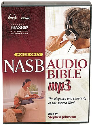 NASB Audio Bible mp3